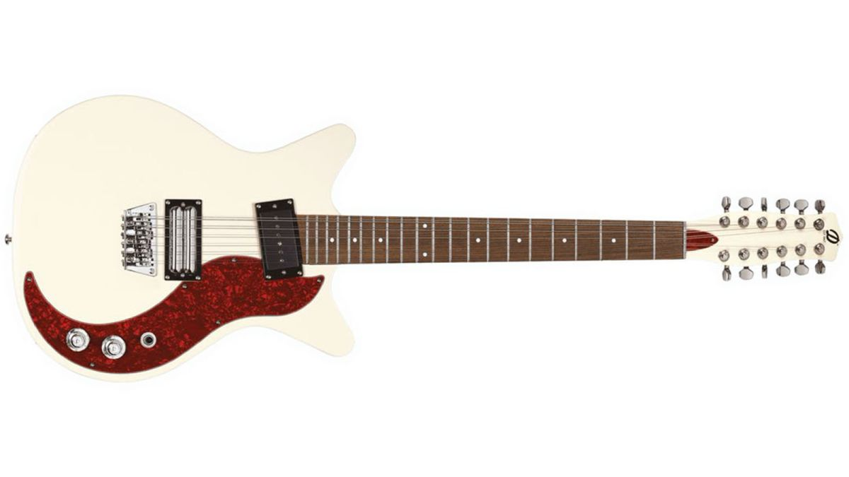 Review: Danelectro's 59X12 is an affordable and widely versatile electric 12-string