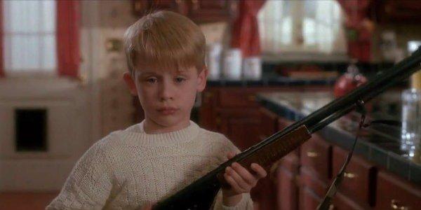 Home Alone Macaulay Culkin Kevin McAllister
