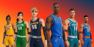 Fortnite and the NBA are crossing over.