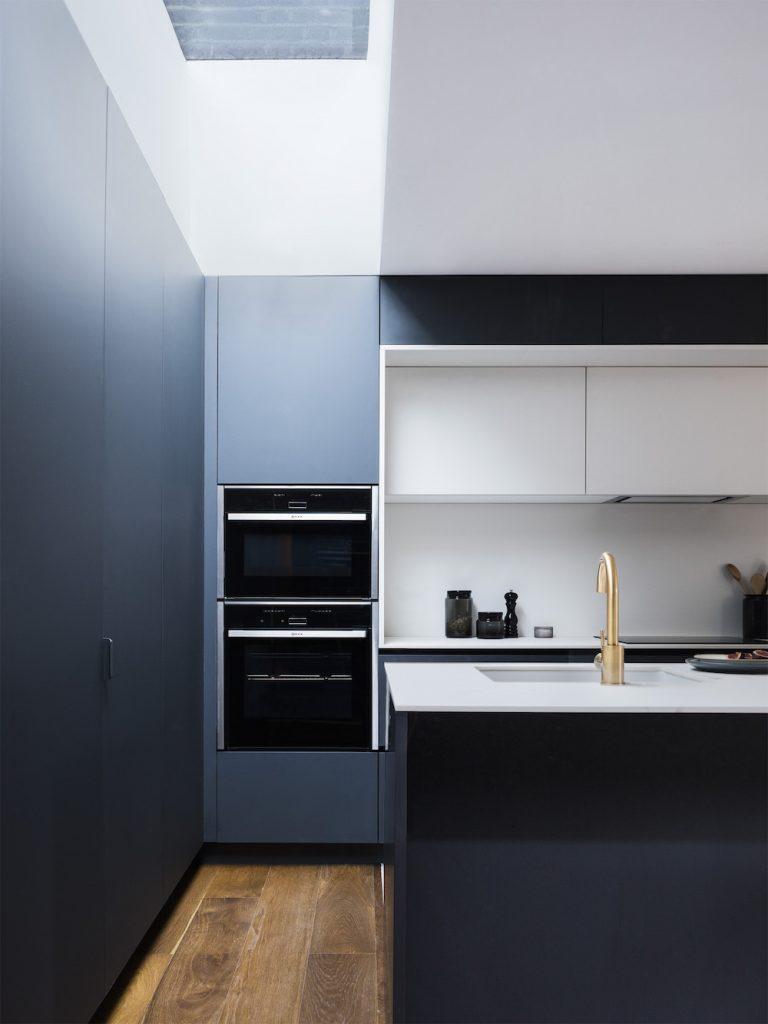 Blue Kitchen Ideas Powder Blue Navy Blue Dark Kitchen Inspiration Livingetc Livingetcdocument Documenttype