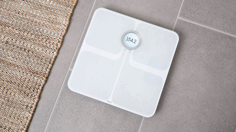 Fitbit Aria 2 smart scale bathroom scale