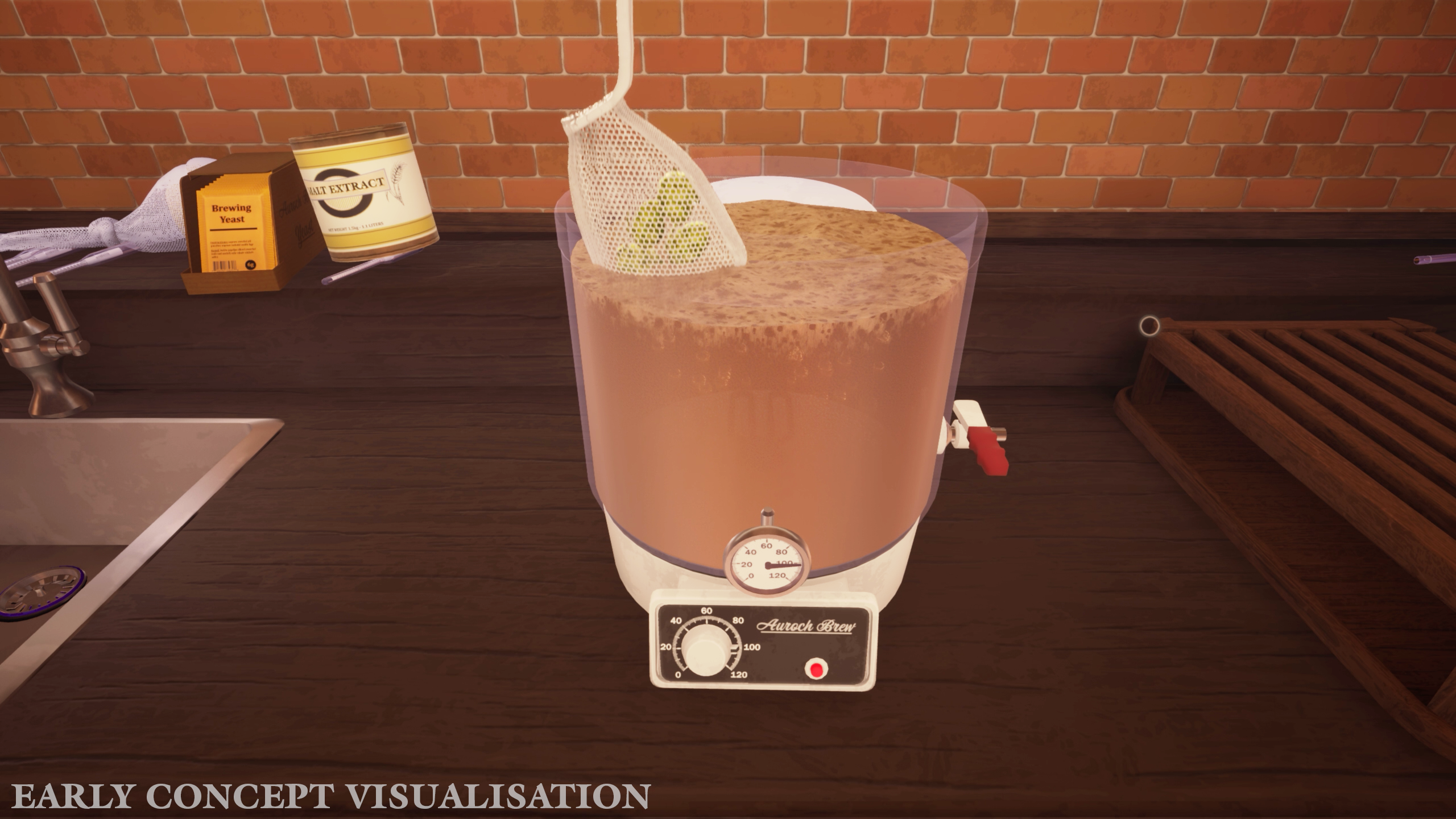 Brewmaster wants to turn you into a virtual real ale enthusiast