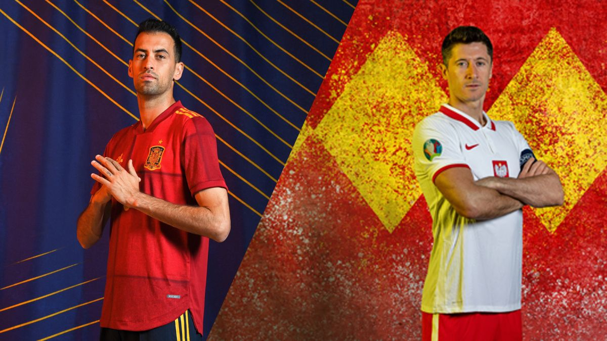 Spain vs Poland live stream: how to watch today's Euro 2020-21 free and from anywhere