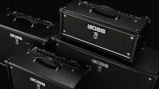 Boss Katana MkII guitar amps