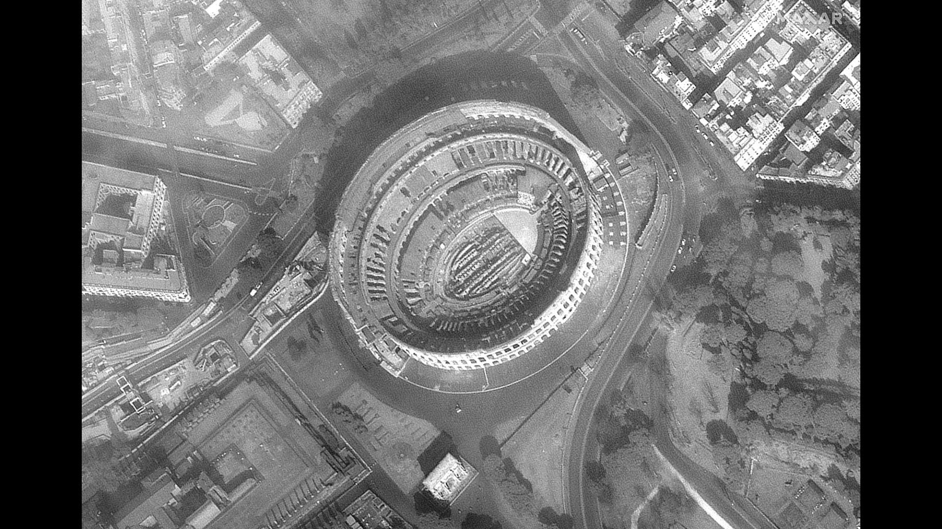 Satellitenbilder: So verändert die Corona-Pandemie die Erde 2