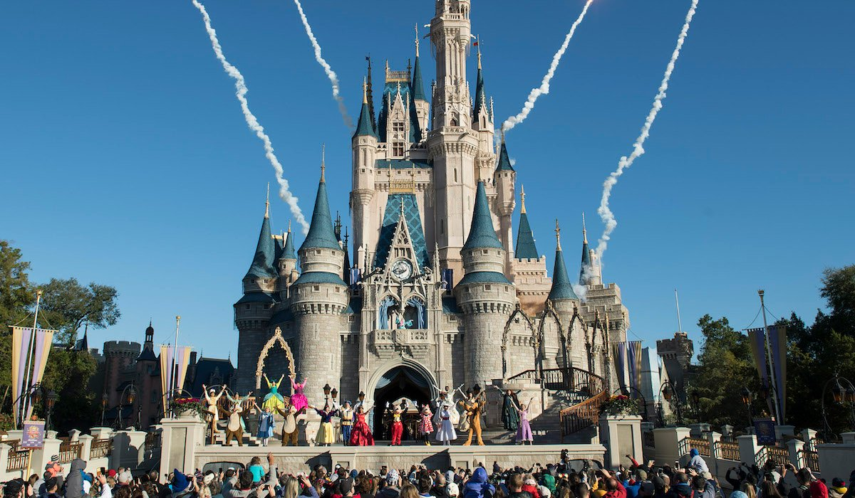 Disney World News - cover