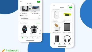 Best Buy Instacart
