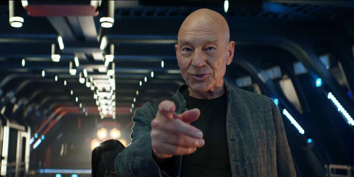 Patrick Stewart - Star Trek: Picard
