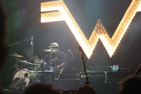 Weezer drummer
