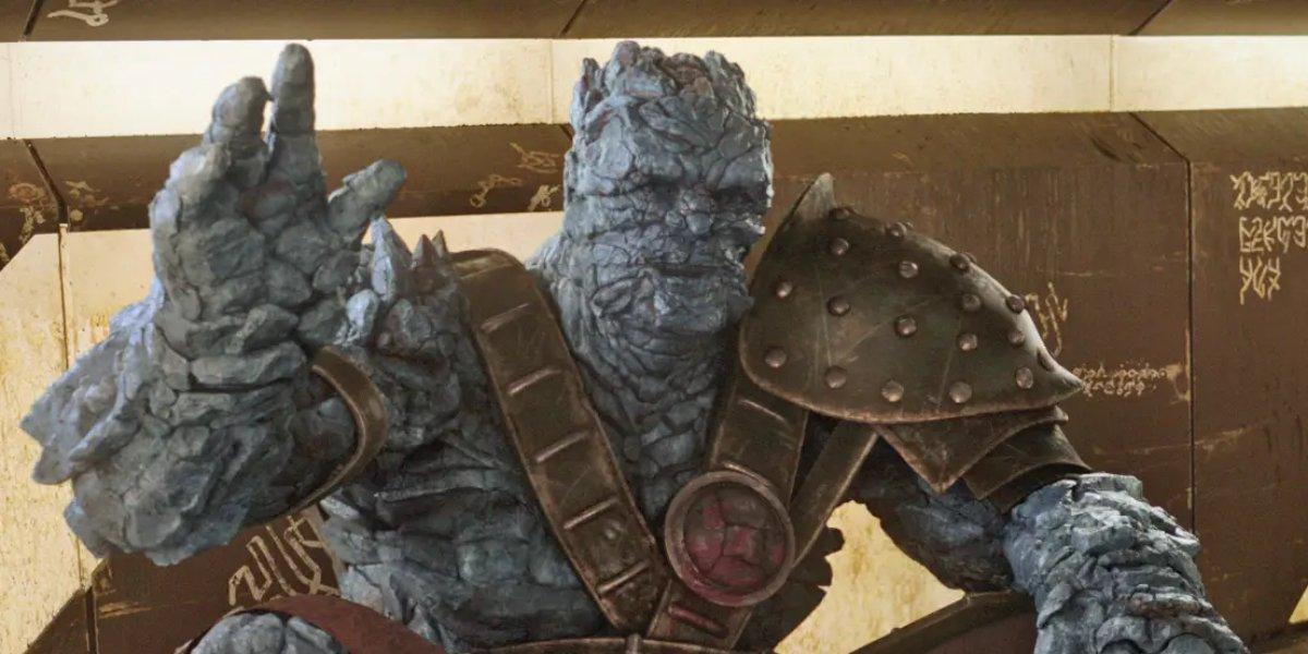 Taika Waitit in Thor: Ragnarok