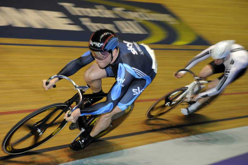 revolution, track racing, manchester velodrome, sir chris hoy, chris newton, alex dowsett