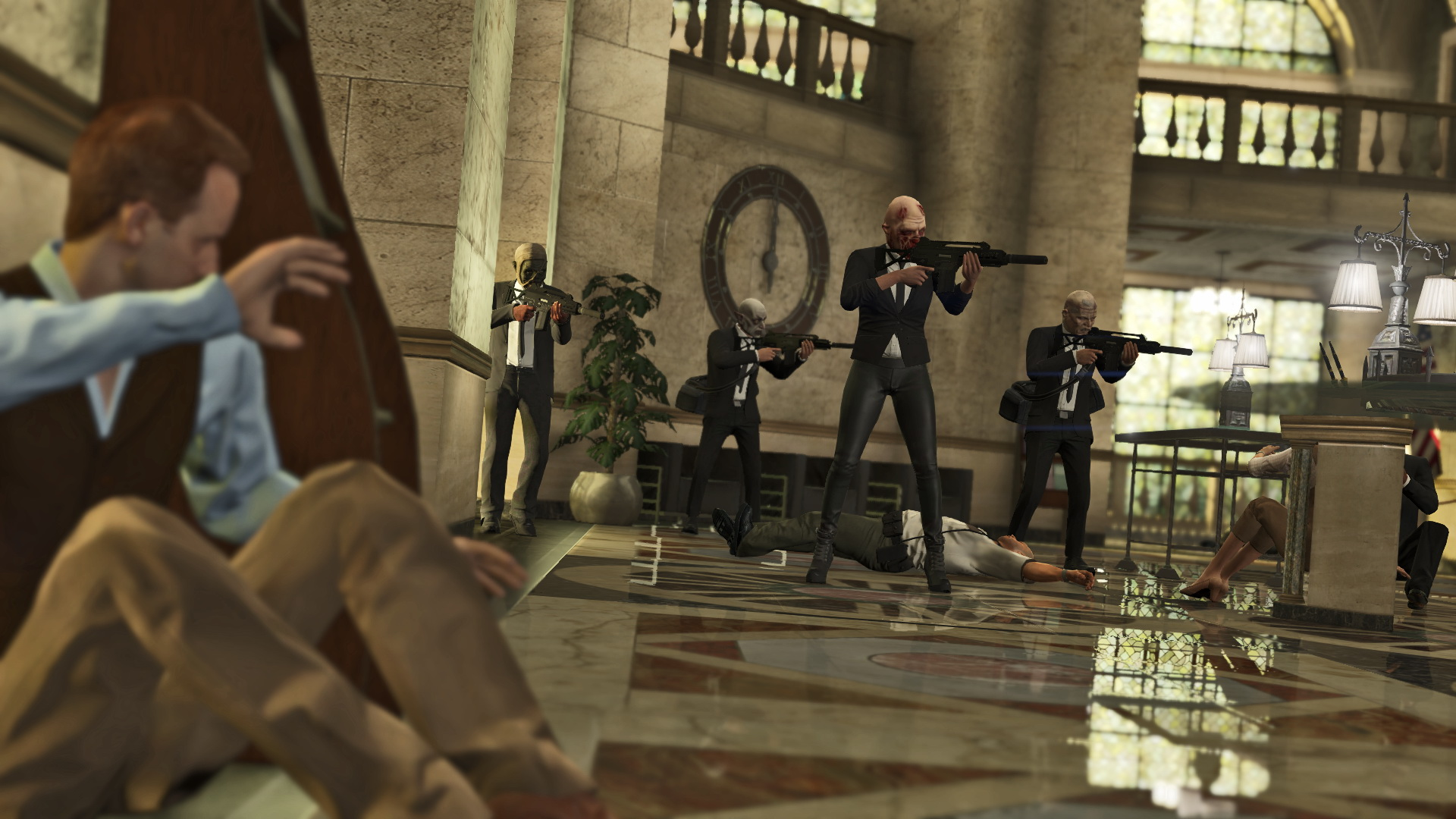 GTA 5 Online Heists Details Might Disappoint You #32415