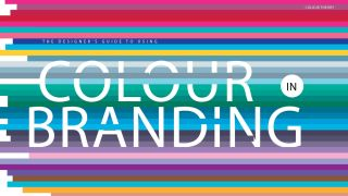 opening spread for designer's guide to using colour branding