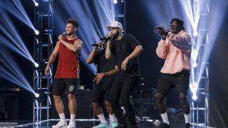 X Factor Winners Rak-Su