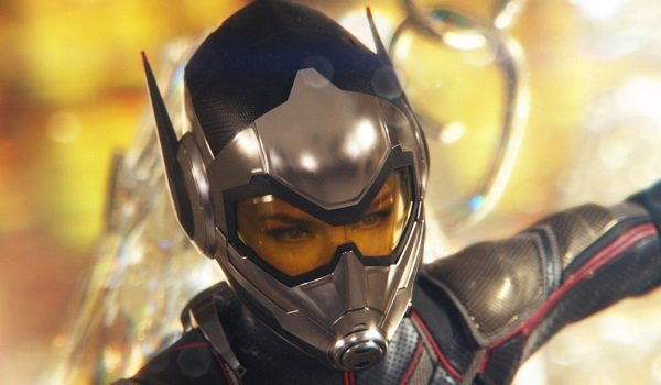 Wasp Ant-Man and the Wasp Marvel