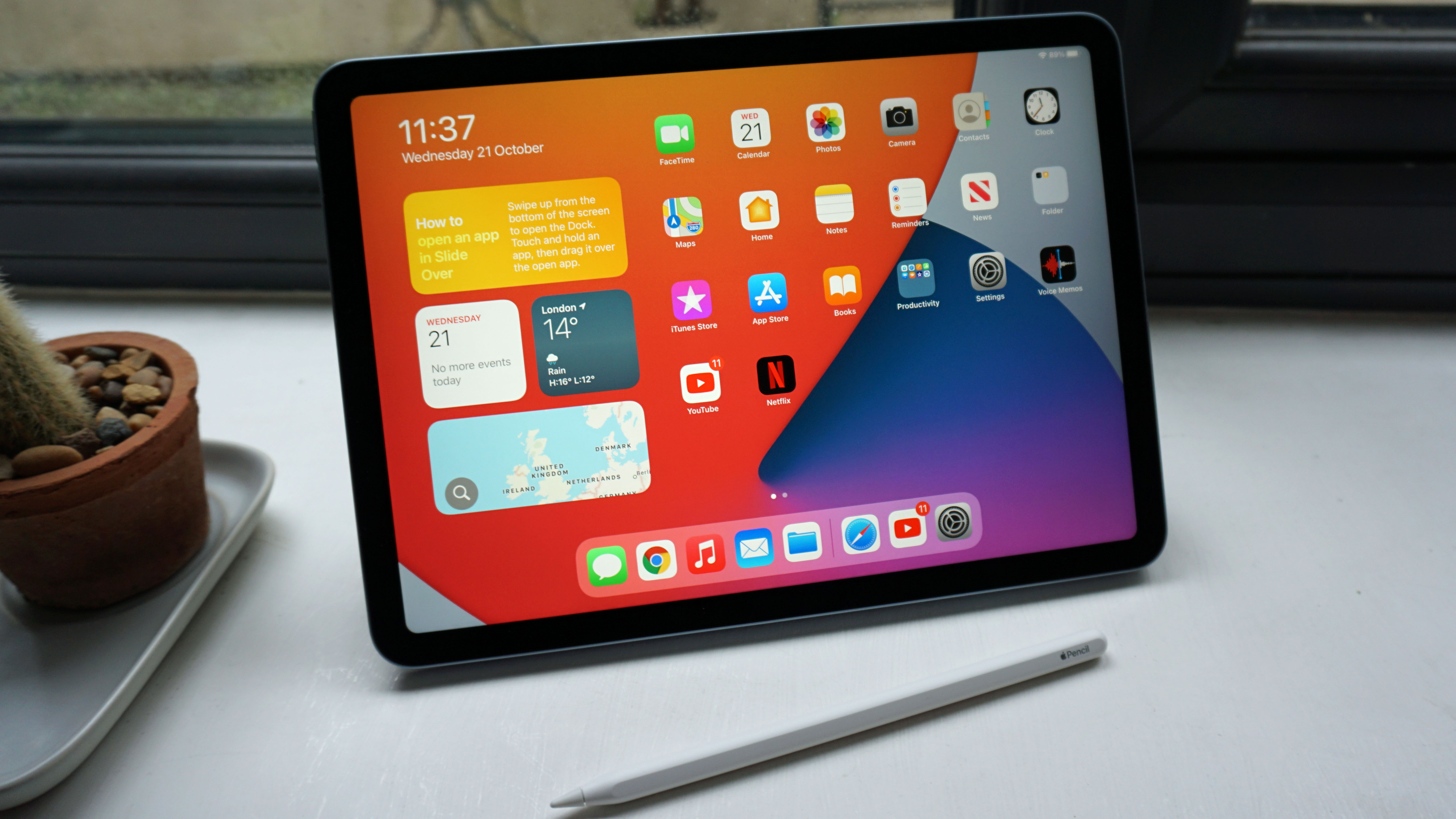 Ipad Air 4 2020 Review Techradar