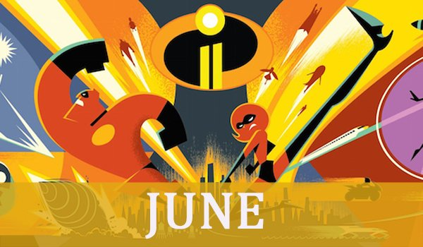the incredibles 2 movie june 2018