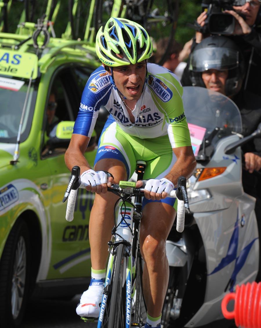 Vincenzo Nibali, Giro d