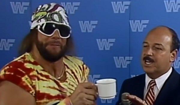Macho Man Randy Savage WWE