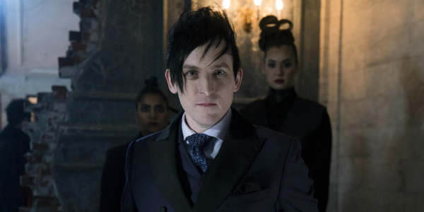 Gotham Robin Lord Taylor Oswald Cobblepot Penguin