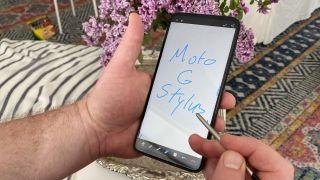 Moto G Stylus review