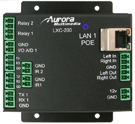 Aurora Ships New Multi-Port Control System Expander