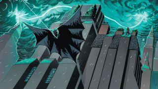Batman #101 panel