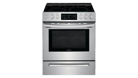 Frigidaire FFEH3054US electric range cooker review