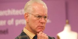 Tim Gunn Says It's A Disgrace That Designers Don't Make Clothes For Plus-Size Women