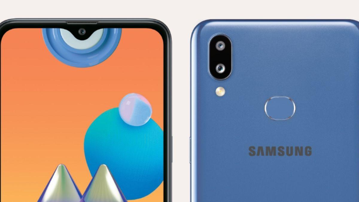 Samsung Galaxy M02 launch in India imminent - Techradar
