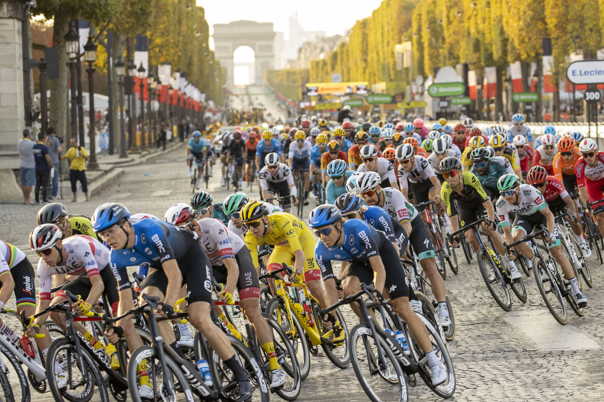The Tour de France is one of the most watched sports world wide.