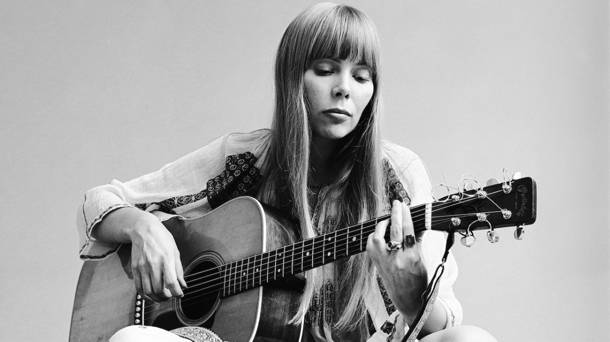How to Play Acoustic like Joni Mitchell