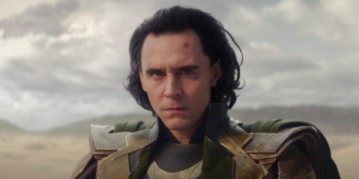 Tom Hiddleston in the trailer for Loki