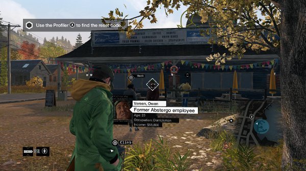 Abstergo in Watch Dogs