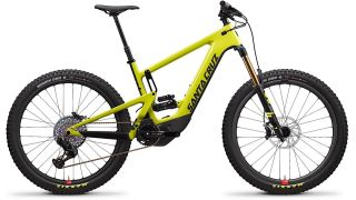 Santa Cruz Heckler 150mm eMTB