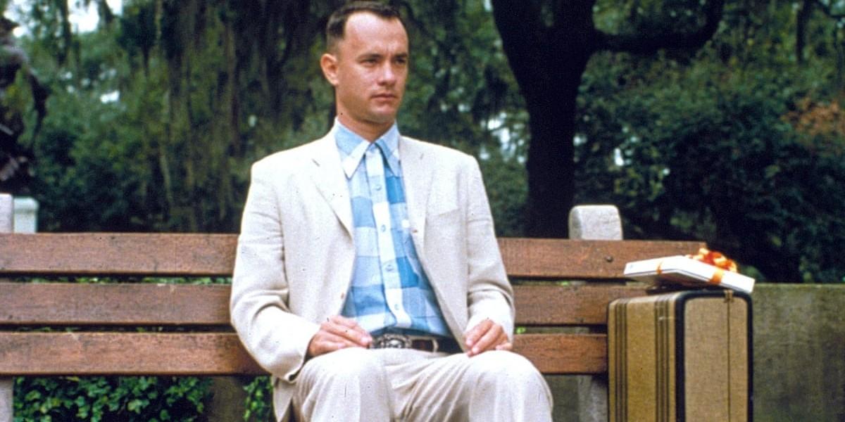 Tom Hanks in Forrest Gump