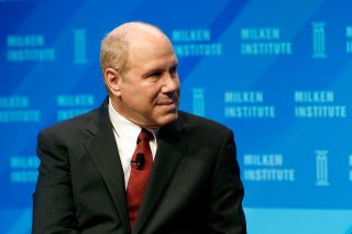 Michael Eisner attends the annual Milken Institute Global Conference in Beverly Hills, California, U.S., on Monday, April 27, 2015.