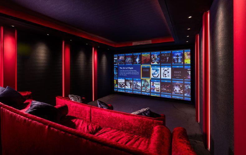 The Best Private Home Cinema In Europe What Hi Fi