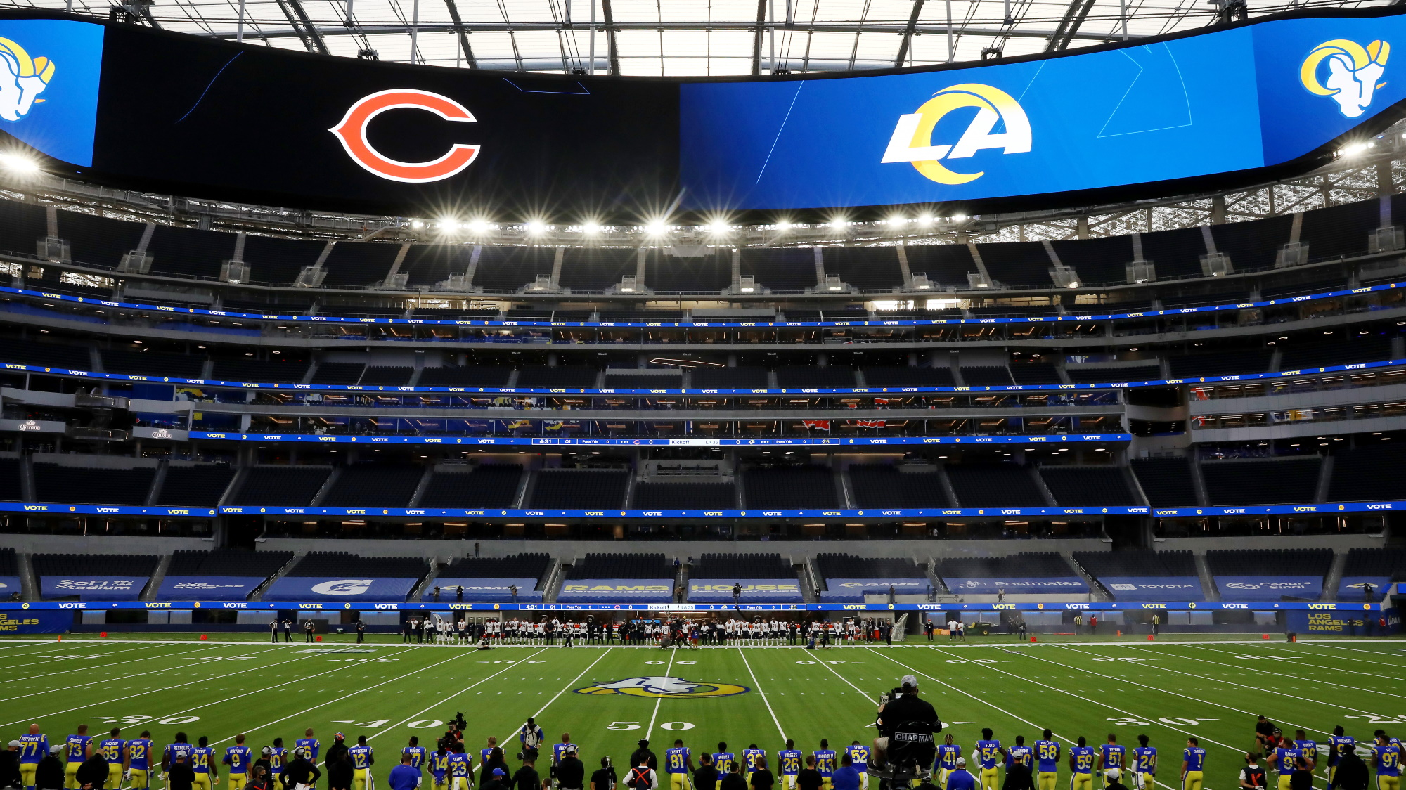 Bears vs Rams live stream: how to watch NFL Sunday Night Football online from anywhere