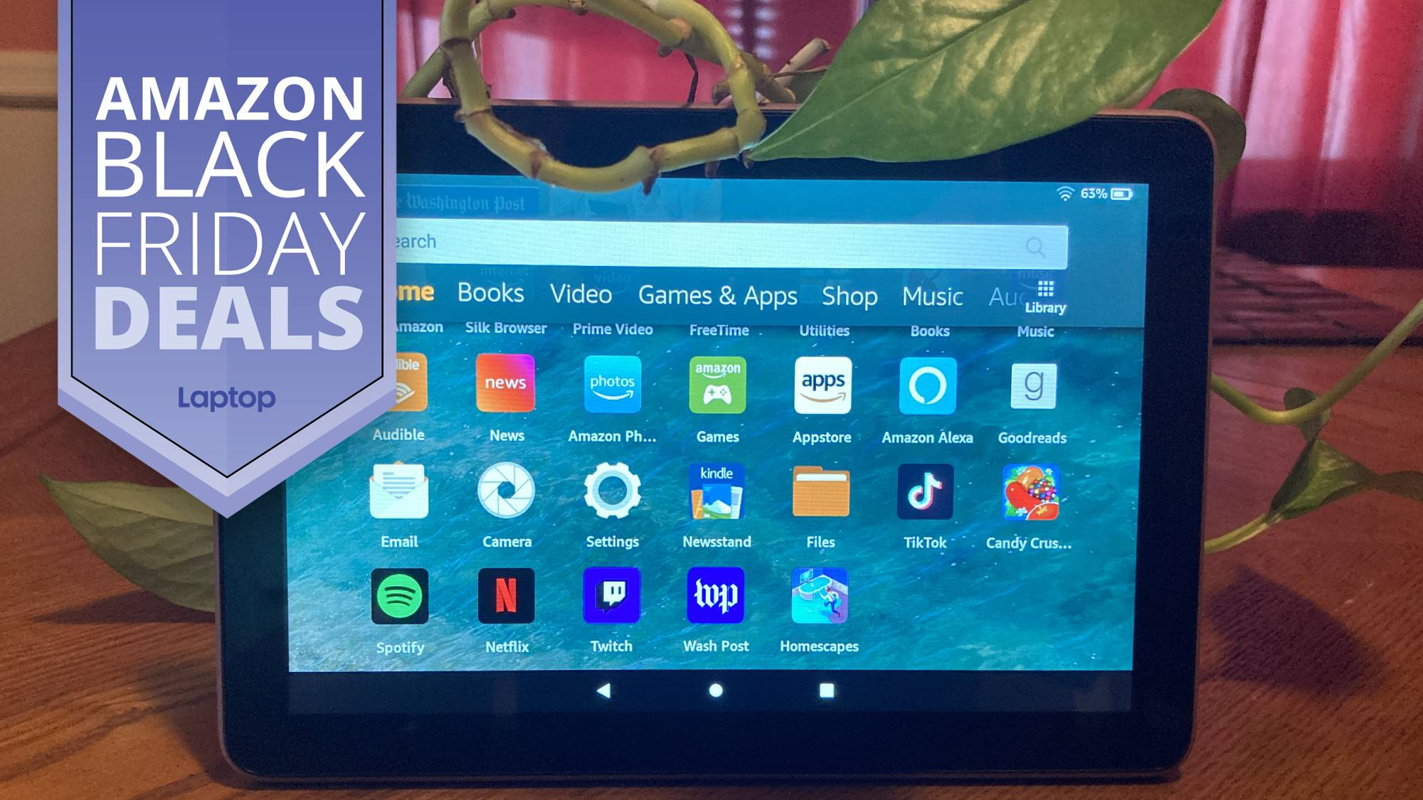 Amazon Black Friday Deals 2020 The Best Sales This Week Laptop Mag