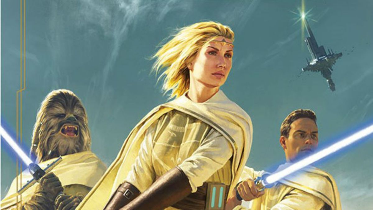 Star Wars: The High Republic is a new series set 200 years before the Skywalker Saga