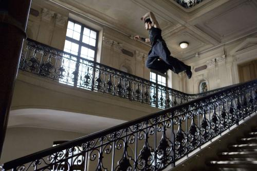 Ultimatum - David Belle in jaw-dropping action