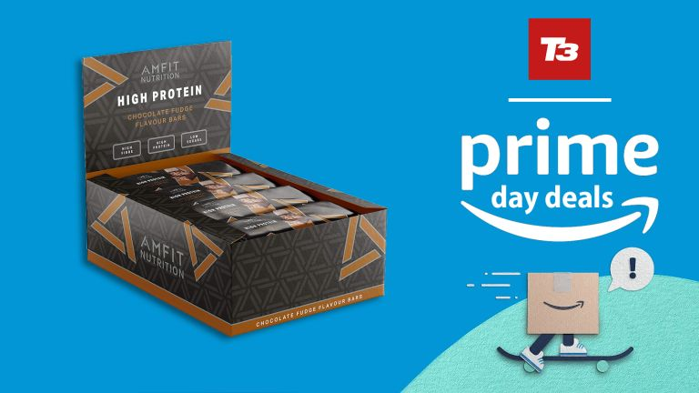 Protein powder Prime Day deal: AMFIT protein bars and supplements are SO cheap right now