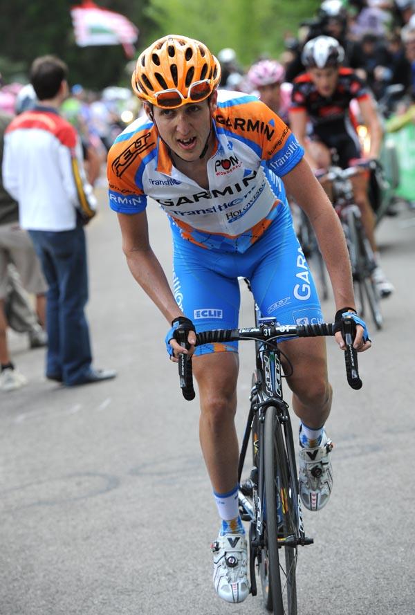 Daniel Martin, Giro d'Italia 2010, stage 15