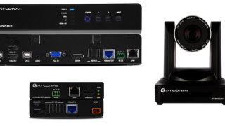 Atlona Ships AT-HDVS-CAM PTZ Camera for HDVS-300 Conferencing System