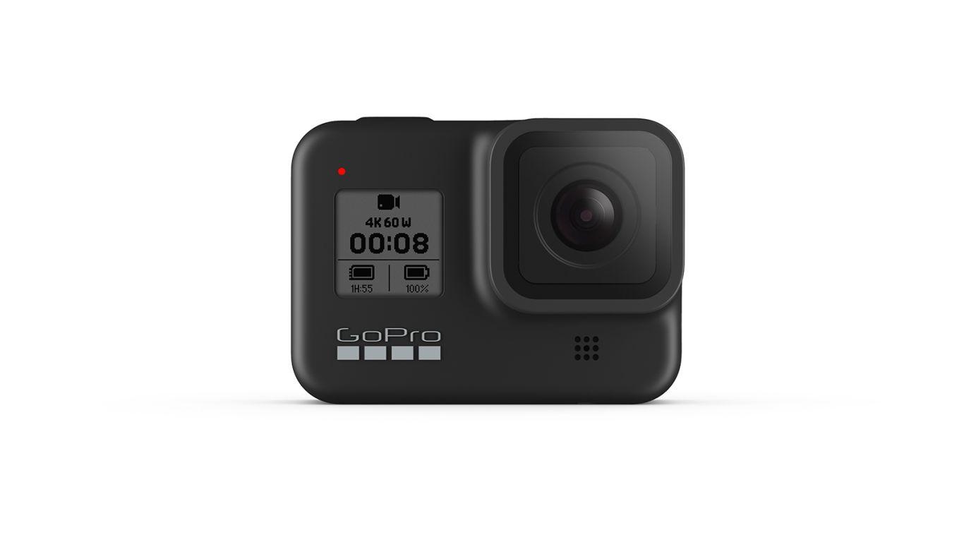 GoPro Hero 8 Black已发布 能否秒杀大疆Osmo action?相对Hero7有哪些改进