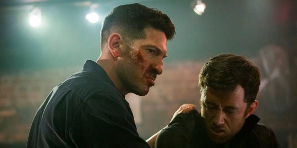 Frank Castle Jon Bernthal The Punisher Marvel