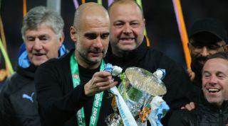 Pep Guardiola, Manchester City, Carabao Cup