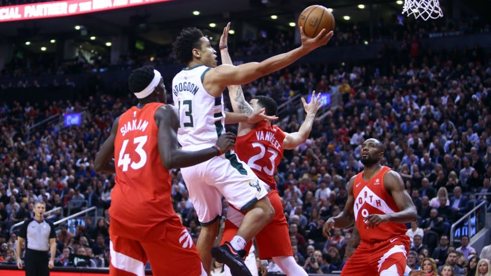 bucks vs raptors - photo #32
