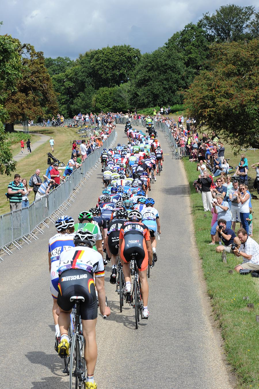 Richmond Park, London-Surrey Cycle Classic 2011